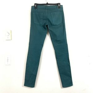 Current/Elliott Jeans - Current/Elliot Coated Atlantic The Ankle Jeans